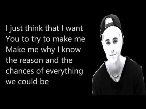 Justin Bieber - Jamming Session Lyrics HD