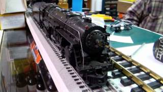 "Westchester Train & Hobbies  "" Model Train Backshop"" Lionel Post War 763 E"