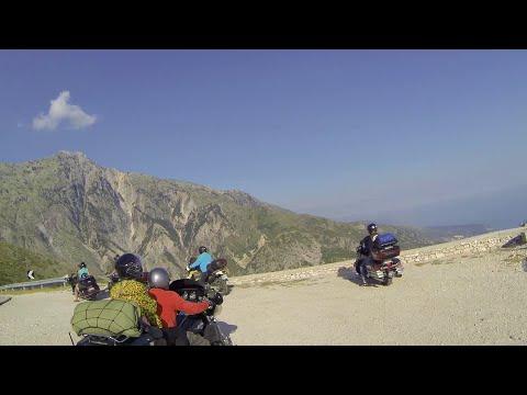 Motorcycle trip 2015 Europe