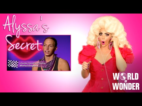 Alyssa Edwards' Secret: Reacts To Untucked Season 5