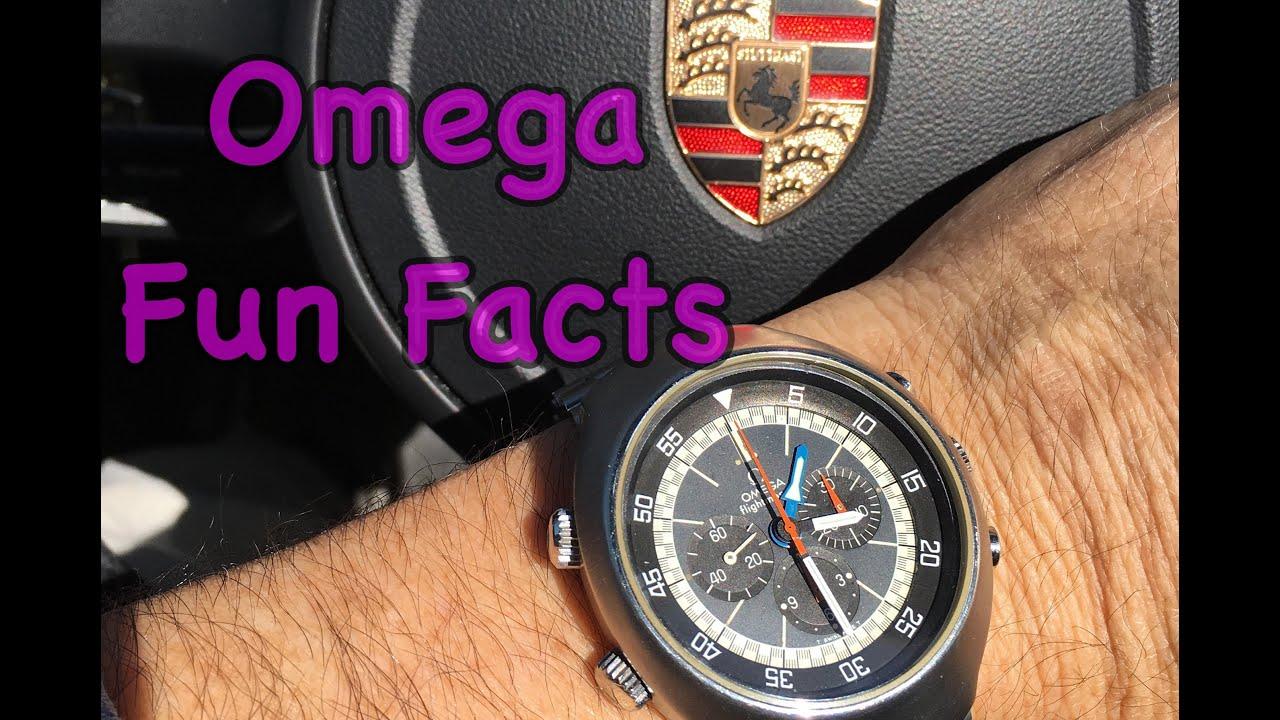 Omega Seamaster fun facts: Omega Seamaster 2254, Omega GMT, Omega  Flightmaster
