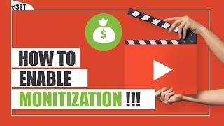 #3 - how to Enable Youtube  Monetization 2018