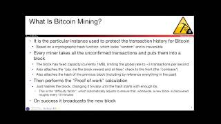 The entire cryptocurrency and blockchain ecology is rife with fraud...