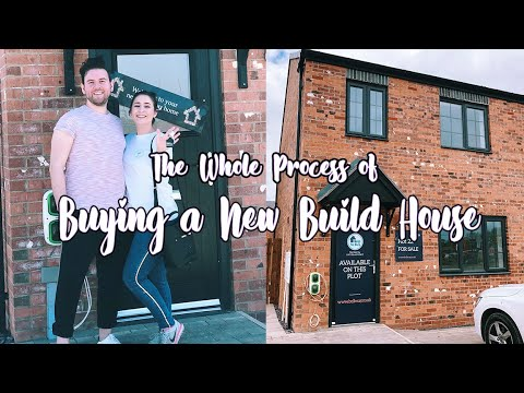 Buying Our New Build | The Whole Process of Buying A House | Bellway The Cherry