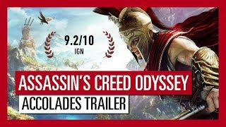 ASSASSIN'S CREED ODYSSEY | ACCOLADES TRAILER