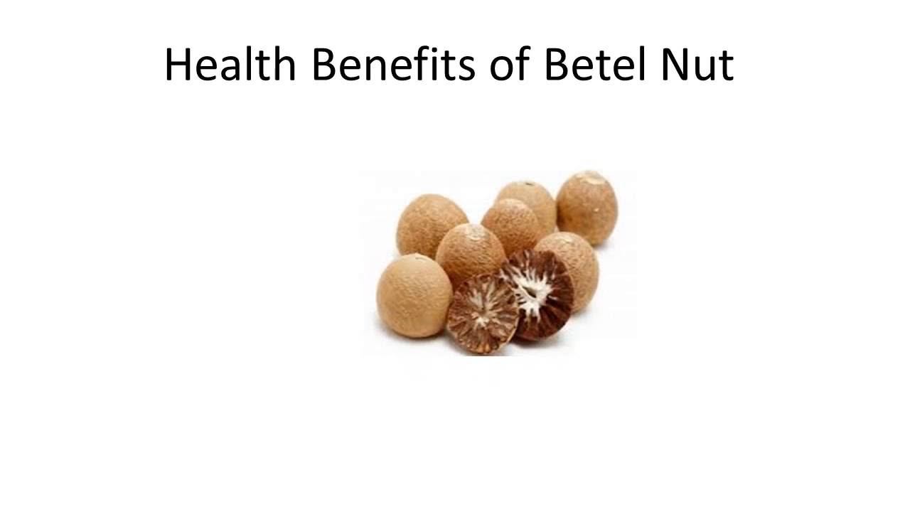 betel nut calories