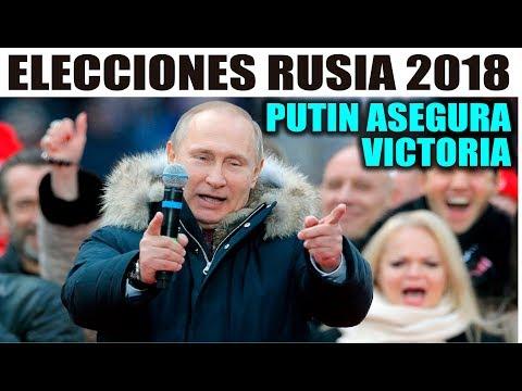 Ultimas noticias de RUSIA, PUTIN ASEGURA VICTORIA 17/03/2017
