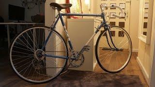 DIY - Old Bike Restoration - Favorit Special Road Bike 1974! Final assembly Dream build (Part three)