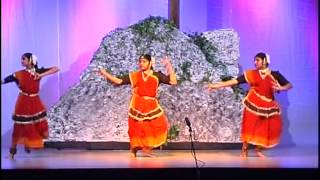 Tamil Christian Dance by Tamil Catholic Chaplaincy in  2003   part 3 of 5