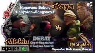Download Lagu Ngawal..Cepot Debat, Hareudang Pigeluteun (Dede Amung Sutarya): Golek Lucu #5 mp3
