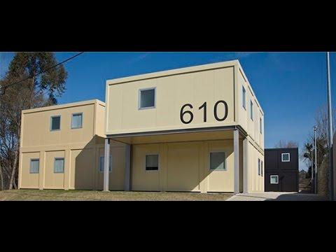 CAPA - Casas Prefabricadas - Casas Modulares - Apartamentos - Construção Rápida - 60 dias