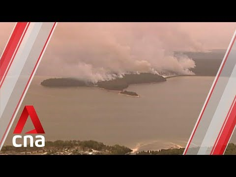 Expert on floods in Indonesia, bushfires in Australia