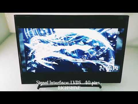 Richshine G101evn01 0 10.1'' TFT-LCD display panel for industrial monitor