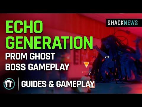Echo Generation - Prom Ghost Boss Gameplay