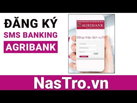 ️🎉 3 Cách đăng ký SMS Banking ngân hàng Agribank cực đơn giản, miễn phí | Nastro.vn