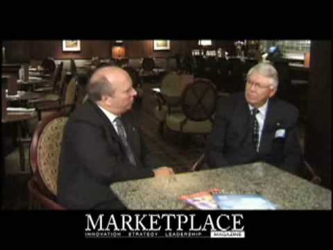 Marketplace Magazine Interview - F. Ross Johnson (2009) [PART 1/3]