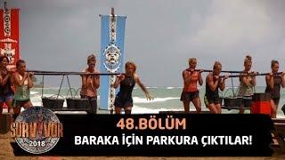 Ada oyununda nefes kesen mücadele!   48. Bölüm   Survivor 2018