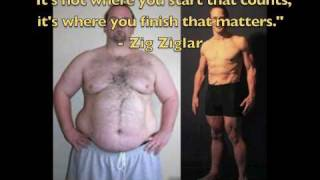 Extreme P90X Transformation - Jeremy Yost, 180 lb Weight Loss