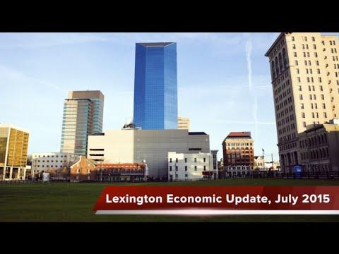 Regional Economy Summary | Lexington, Kentucky July 2015 | Metro Mix