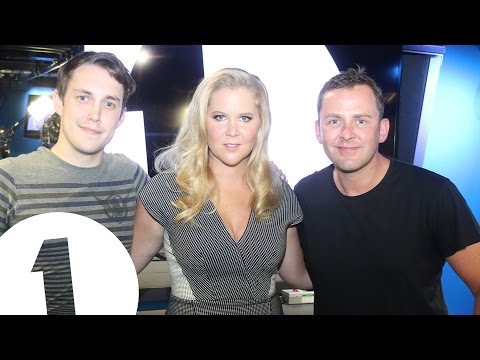 Sorry!...It's Amy Schumer