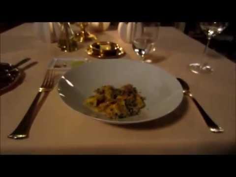 La Pergola Restaurant Rome (3 Michelin stars)