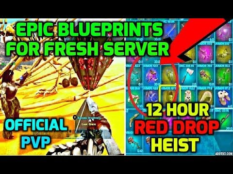 Ark biggest red drop loot run ever 12 hour scorched earth heist ark biggest red drop loot run ever 12 hour scorched earth heist official pvp crazy blueprints malvernweather Choice Image