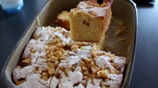 яблочный пирог /Apfellkuchen Satt/Термомикс