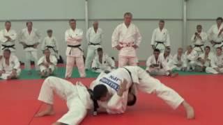 Repeat youtube video 2016 World Kata Clinic Katame no kata