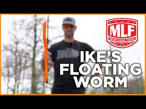 Iaconelli's Floating Worm Tips