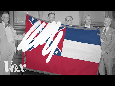 The 126-year fight to change Mississippi's Confederate flag