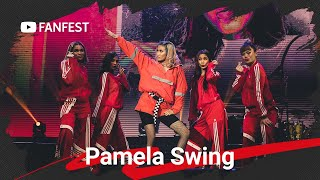 Pamela Swing @ YouTube FanFest Manila 2019