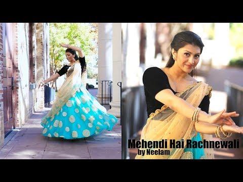 Mehendi Hai Rachnewali by Neelam Patel - Zubeidaa | Karisma Kapoor | A.R. Rahman