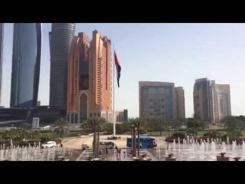 Sara's One Day in Abu Dhabi Feb 2015