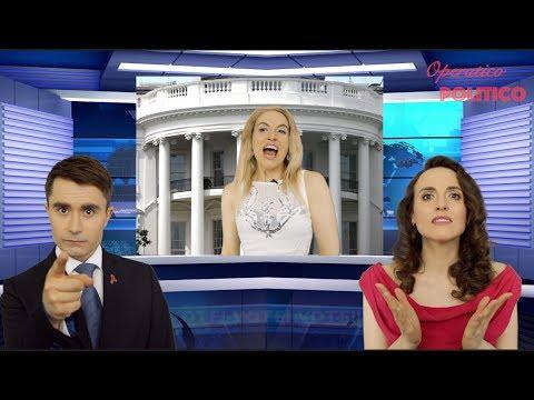 Real Fake News - Operetta vs. Trump (Gilbert and Sullivan Edition)