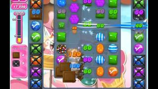 candy crush saga level 1611( no boosters)