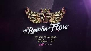 A Rainha do Flow - Primeira Chamada de Estreia na ZAP Novelas