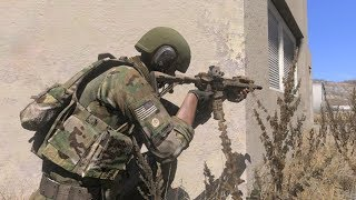 US Delta Force vs Russian Spetsnaz ! In Awesome War Game Men of War Assault Squad 2