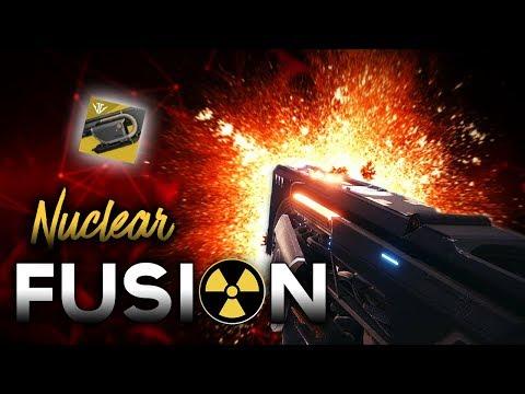 Destiny 2 - ESPLOSIONI NUCLEARI.. [Jotunn Fucile a Fusione Esotico] Black Armory thumbnail