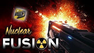 Destiny 2 - ESPLOSIONI NUCLEARI.. [Jotunn Fucile a Fusione Esotico] Black Armory