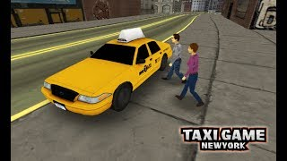 TAXI Game   New York   Android Free Game
