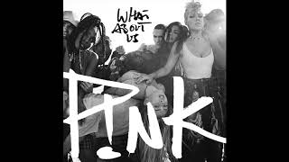 Baixar P!nk - What About Us (Official Instrumental)
