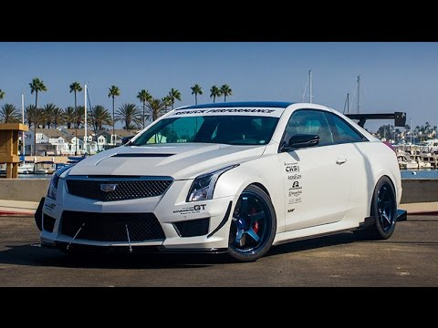 520 Whp Renick Performance Cadillac Ats V One Take Youtube