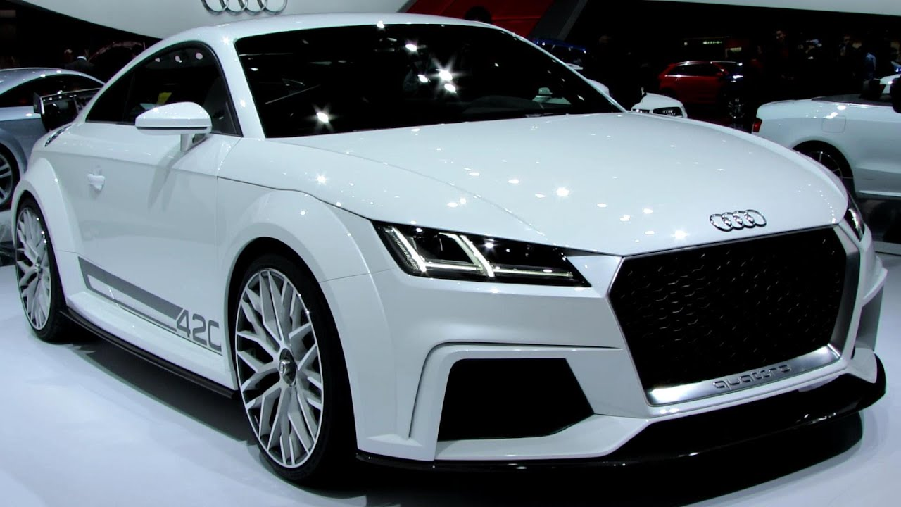 2015 audi tt quattro sport 420 - exterior and interior walkaround