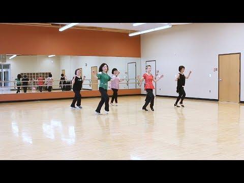 So Tied Up - Line Dance (Dance & Teach)