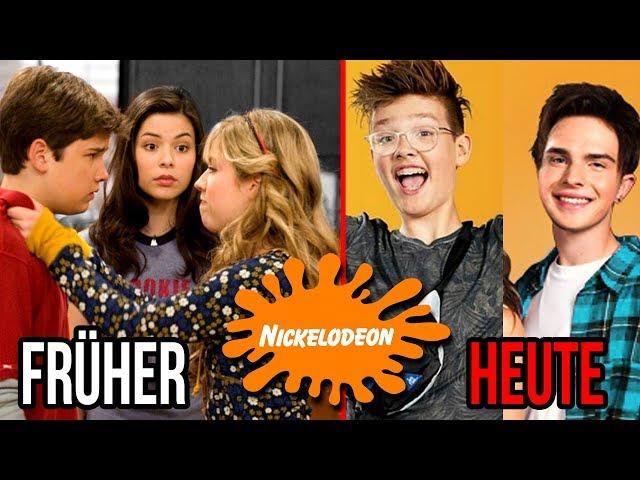 Nickelodeon - Früher VS Heute   Jay & Arya