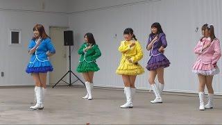 20160919 アイドルライブ in 円山動物園 北海道南幌町ご当地アイドル 南...