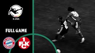 FC Bayern Munich II vs. 1. FC Kaiserslautern 0-0 | Full Game | 3rd Division 2020/21 | Matchday 5