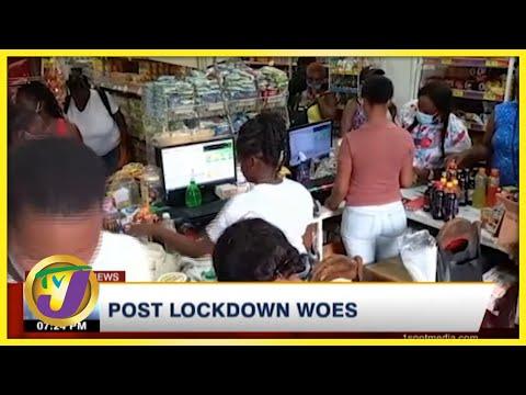 Post Lockdown Stress | TVJ News - August 25 2021