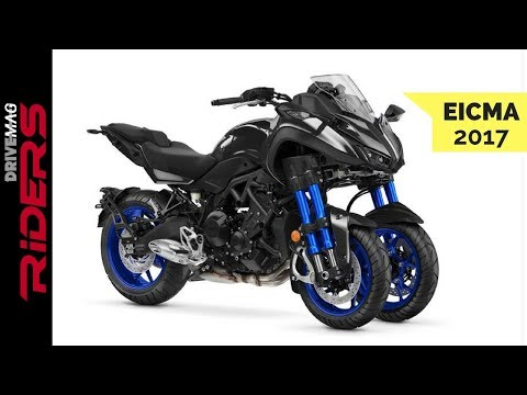 Yamaha Niken - The CREATURE. Plus: Tenere  World Raid