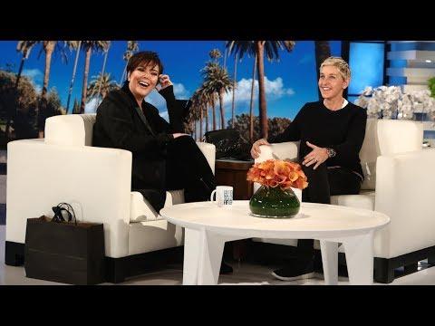 Kris Jenner Calls Khloe's Boyfriend 'Daddy'